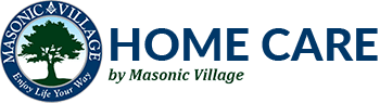 Masonic Village Home Care Logo